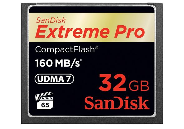 SanDisk SDCFXPS-032G-X46 32GB Memory Card