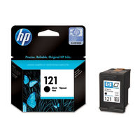 HP CC640HE 121 Black Original Ink Cartridge