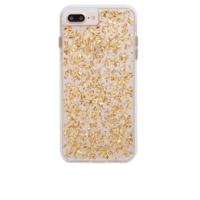 Case Mate Karat Case For iPhone 7 Plus, Gold / Clear