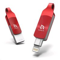 Adam Elements Iklips DUO+ Red 32GB