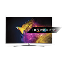 LG 65UH850V SUPER UHD TV