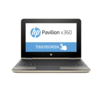 HP Pavilion x360 11-U002NE Laptop, Gold