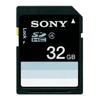 Sony SF32N4 SDHC 32GB Memory card