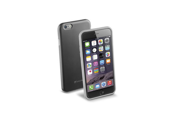 Cellularline CEL-SHCKPLUSIPH647K Double-layer rubber cover
