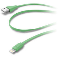 Cellularline CEL-USBDATACFLMFIIPH5G Usb data cable color