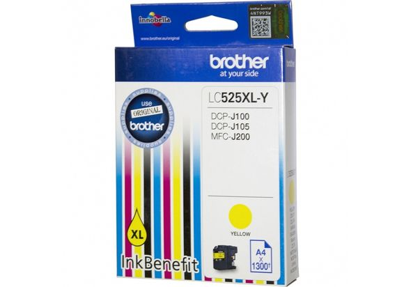 Brother LC535XLY
