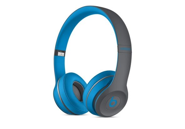 Beats by Dr. Dre Solo2 Wireless Headphones, Blue