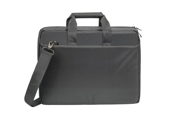 RivaCase 15.6 inch Bag for Laptop, Grey