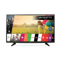 LG 43LH590V LG Smart TV with webOS