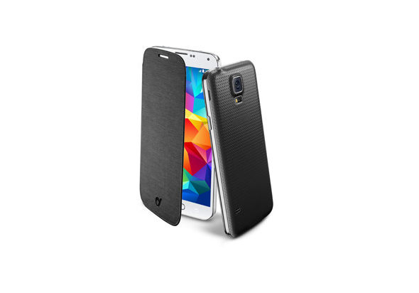Cellular Line FLIP BOOK FOR GALAXY S5