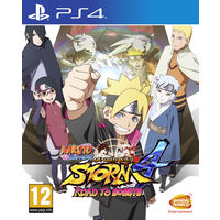 Naruto Shippuden Ultimate Ninja Storm 4: Road to Boruto for PS4
