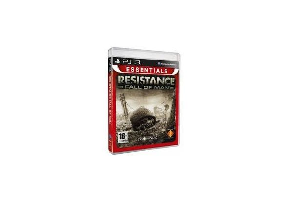 PS3 Resistance fall of man essentials
