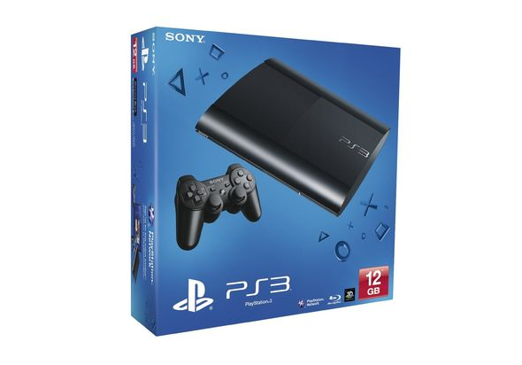 DG-Sony Playstation 3 12GB Console