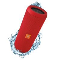 JBL Flip 3 portable speaker, Red