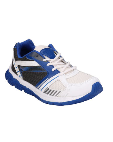 HNT SPORTS SHOES in White Color