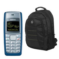 Buy Nokia 1110 Mobile With HP/Dell Laptop Bag At Just Rs. 999