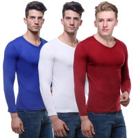 Combo of 3 Full Sleeve Tshirts, shivam traders, free size fit to all