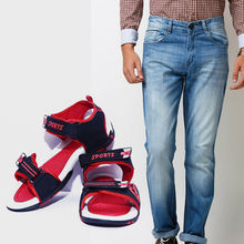 Buy Branded Men's Jeans with Finley Floaters in Just Rs. 699, 30, 9