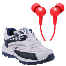 Buy Finley Running Sports Shoes with JBL Earphone in just Rs. 699, 10