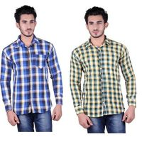 two shirt combo in RS 2 only, m