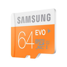 Get Samsung Evo 64GB Memory Card In Just Rs. 399 Only