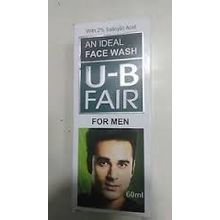 UB Fair face wash for Menset of 4 pc