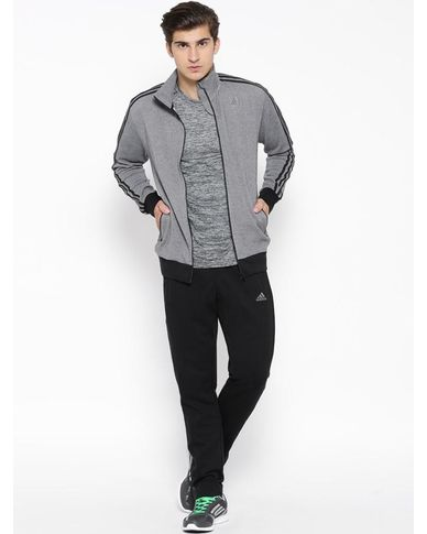 Buy Adidas Polyester Tracksuit in just Rs. 1599