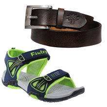 Buy Finley Floater with Woodland Belt in just Rs. 70, green, 7