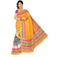 Shree Fashion Sarees & Fabrics (Multicolor), 6.3, multi