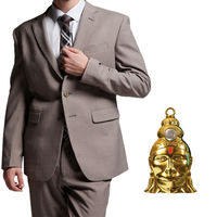 Get Branded Men Suit With Hanuman Yantra Locket Just Rs. 899, xl