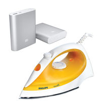 Buy Philips Steam Iron with Mi 10400 Power Bank Combo pack