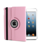 360 Rotating Stand Holster For iPad Mini Cover Pink