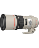 Canon EF 300mm F/4L IS USM,  Off White, 300mm