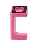 Plastic Stand Holder Mount for Apple Watch Pink