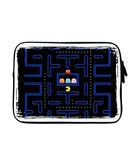 Stylizedd Premium Designer Sleeve with Strap for 13 inch Macbook or Laptop - Pacman