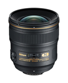 Nikon AF-S 24mm F/1.4G ED,  Black, 24mm