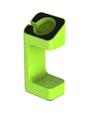 Plastic Stand Holder Mount for Apple Watch Green