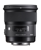 SIGMA 24/1.4 D HSM -ART for Canon DSLR Cameras