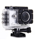 SJCAM SJ5000 WiFi 14MP 1080p Novatek 96655 H264 Full HD Car Action Sports DV Camera- White