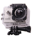 SJCAM SJ4000 Wifi 1080P 12MP Sports Action Camera, 12 MP,  Silver