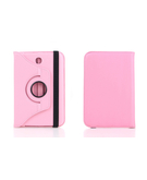 360 Rotating Stand Holster For Samsung T113 Cover Pink
