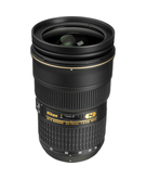 Nikon AF-S Nikkor 24-70mm F/2.8G ED (2.9x),  Black, 24-70mm