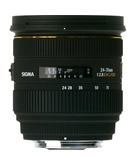 SIGMA 24-70/2.8 IF EX D HSM for Canon DSLR Cameras