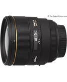 SIGMA 85/1.4 EX D HSM for Nikon
