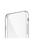 Generic TPU Soft Silicon Clear Back Cover For Samsung S7