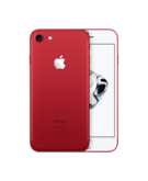 Apple iPhone 7 With FaceTime, 4G LTE, 128GB,  Special Edition Red