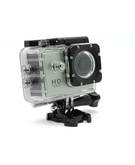 1080p Full HD 12MP CMOS H. 264 Sports Action DV Camera Waterproof Camcorder Car DVR SJ4000 with 15 accessories - SILVER