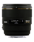 SIGMA 85/1.4 EX D HSM for Canon DSLR Cameras