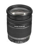 Canon EF-S 18-200mm F3.5-5.6 IS,  Black, 18-200mm