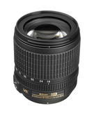 Nikon AF-S DX 18-105mm F/3.5-5.6G ED VR (5.8x),  Black, 18-105mm